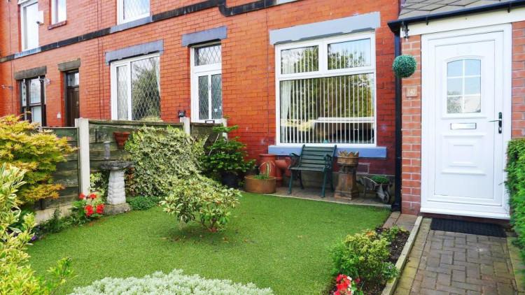 front garden in Chelsea