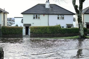 Plymouth flooding