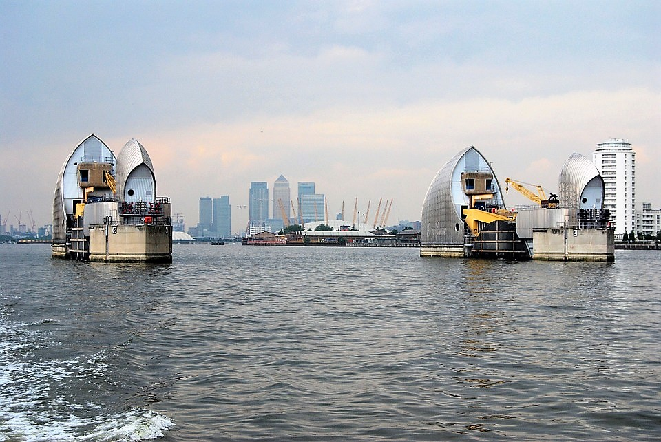 London flood defence