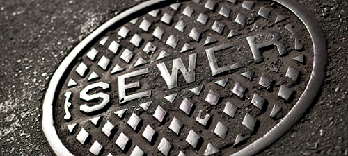 Sewer and drains