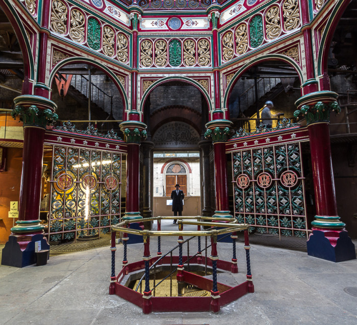 Crossness Pumping Station, Belvedere, Kent