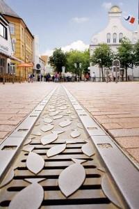 street drains