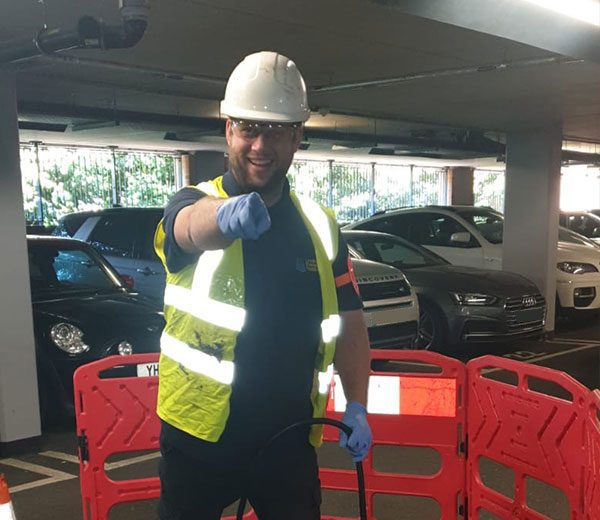 London Drainage Facilities team member